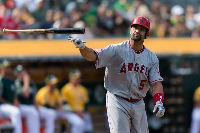 Oakland Athletics vs. Los Angeles Angels - 4/1/18 MLB Pick, Odds, and Prediction