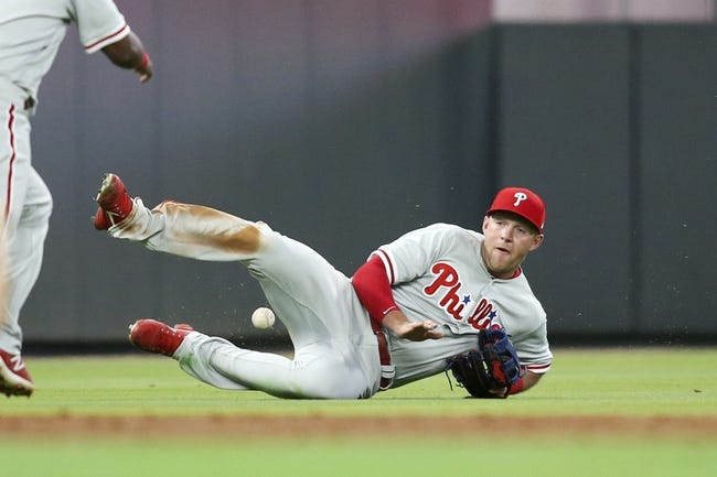 Atlanta Braves vs. Philadelphia Phillies - 4/16/18 MLB Pick, Odds, and Prediction