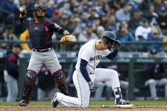 Seattle Mariners vs. Cleveland Indians - 4/1/18 MLB Pick, Odds, and Prediction