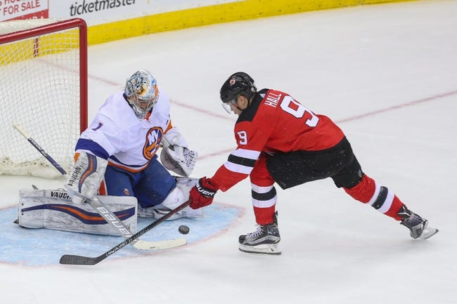 NHL | New Jersey Devils (5-4-1) at New York Islanders (7-4-1)