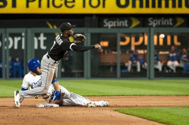 MLB | Chicago White Sox (1-0) at Kansas City Royals (0-1)