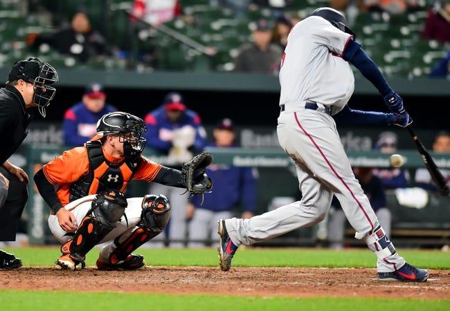 Baltimore Orioles vs. Minnesota Twins - 4/1/18 MLB Pick, Odds, and Prediction