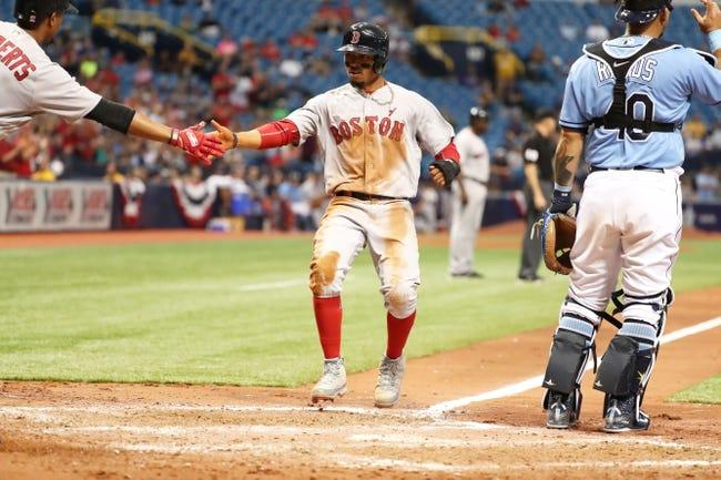 Fantasy Baseball Lineups For the Week of 4/2/18: Start'em and Sit'em