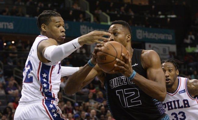 Philadelphia 76ers vs. Charlotte Hornets - 10/27/18 NBA Pick, Odds, and Prediction