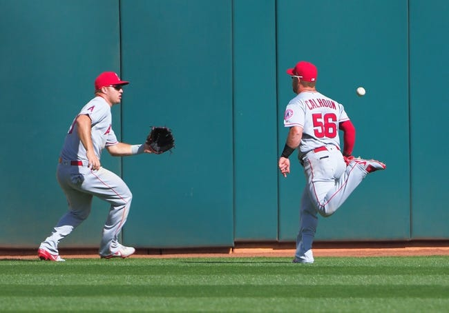 Los Angeles Angels vs. Oakland Athletics - 4/6/18 MLB Pick, Odds, and Prediction