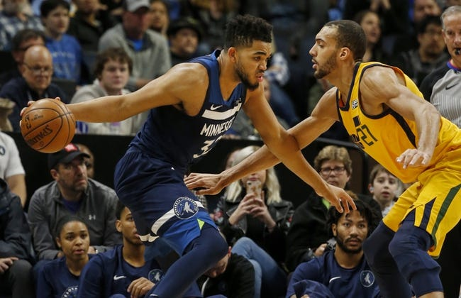 NBA | Utah Jazz (4-2) at Minnesota Timberwolves (3-4)