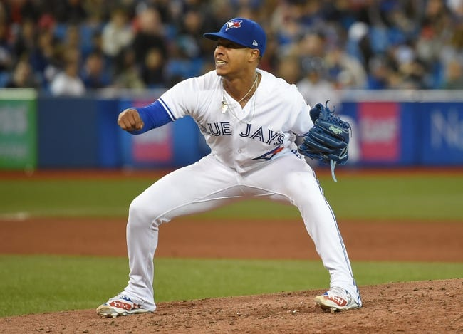 Texas Rangers vs. Toronto Blue Jays - 4/7/18 MLB Pick, Odds, and Prediction