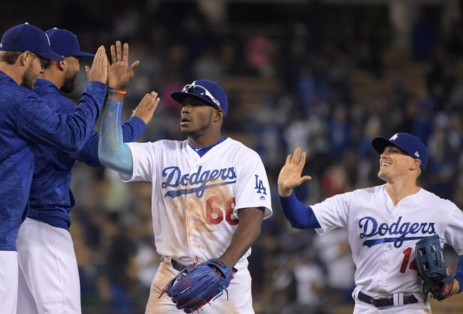 MLB | Los Angeles Dodgers (2-5) at San Francisco Giants (3-3)
