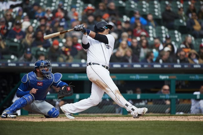 Detroit Tigers vs. Kansas City Royals - 4/3/18 MLB Pick, Odds, and Prediction