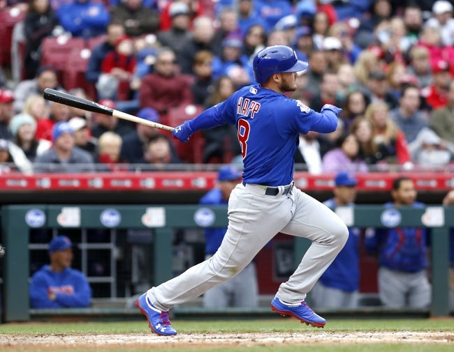 MLB | Chicago Cubs (22-18) at Cincinnati Reds (15-29)