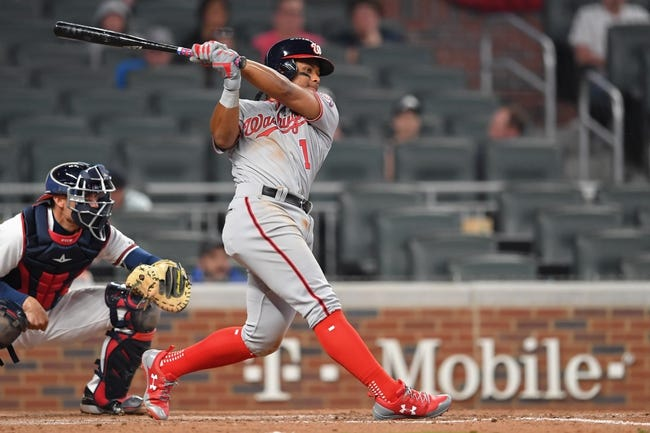 Atlanta Braves vs. Washington Nationals - 4/4/18 MLB Pick, Odds, and Prediction
