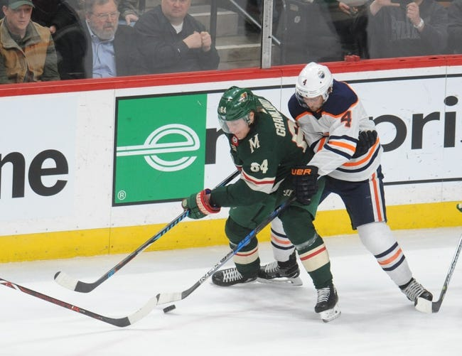 Edmonton Oilers vs. Minnesota Wild - 10/30/18 NHL Pick, Odds, and Prediction
