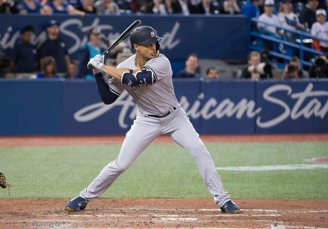MLB | Baltimore Orioles (1-5) at New York Yankees (4-2)