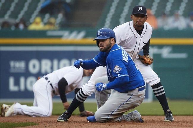 Detroit Tigers vs. Kansas City Royals - 4/4/18 MLB Pick, Odds, and Prediction