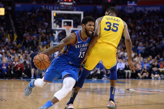 NBA Rapid Rundown: Thunder vs Warriors ATS Predictions