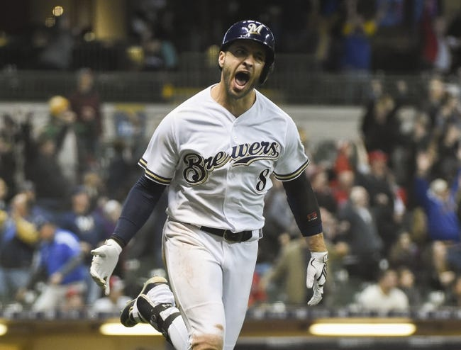 Milwaukee Brewers vs. St. Louis Cardinals - 4/4/18 MLB Pick, Odds, and Prediction