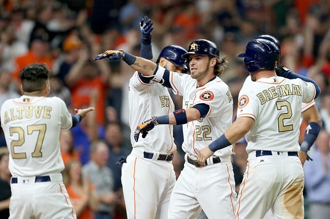 Houston Astros vs. Baltimore Orioles - 4/4/18 MLB Pick, Odds, and Prediction