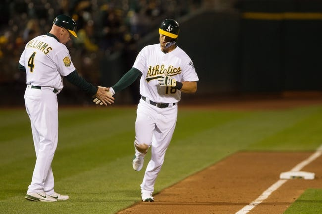 Oakland Athletics vs. Texas Rangers - 4/4/18 MLB Pick, Odds, and Prediction