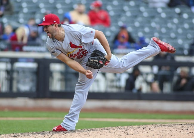 St. Louis Cardinals vs. New York Mets - 4/24/18 MLB Pick, Odds, and Prediction