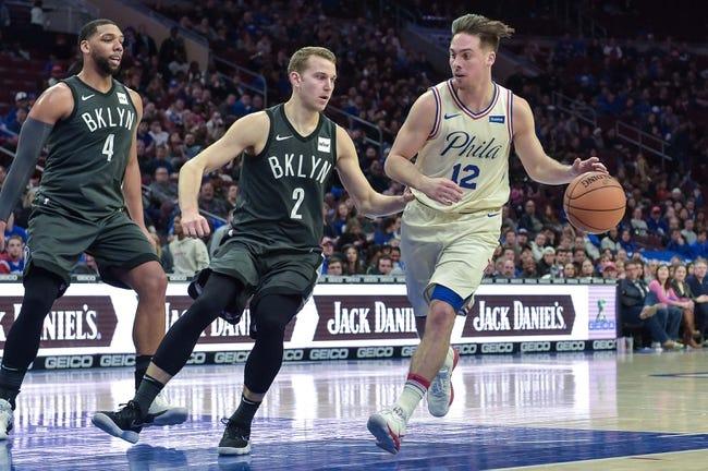 NBA | Philadelphia 76ers (6-4) at Brooklyn Nets (3-6)