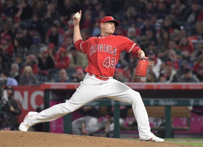 Los Angeles Angels vs. Cleveland Indians - 4/4/18 MLB Pick, Odds, and Prediction