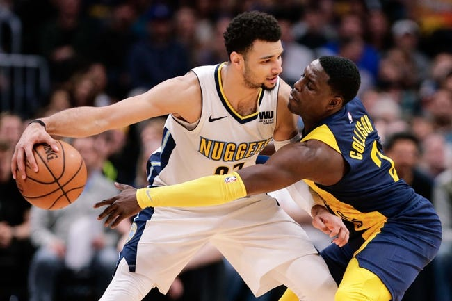 NBA | Indiana Pacers at Denver Nuggets