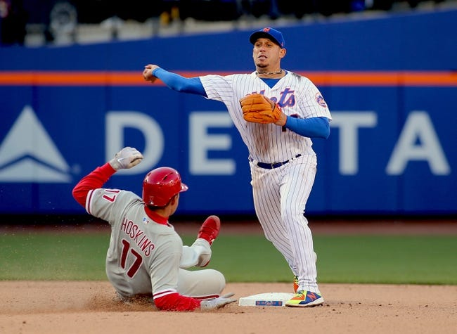 Philadelphia Phillies vs. New York Mets - 5/11/18 MLB Pick, Odds, and Prediction