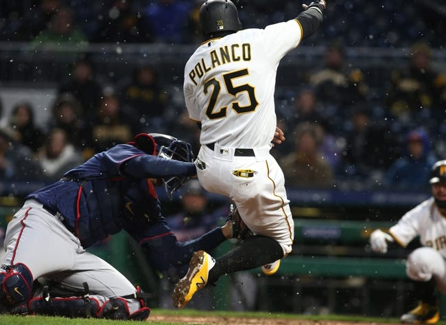 Minnesota Twins vs. Pittsburgh Pirates - 8/14/18 MLB Pick, Odds, and Prediction