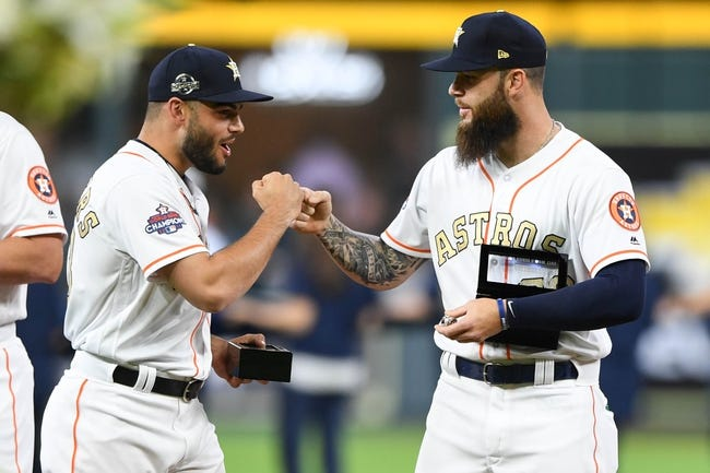 Houston Astros vs. San Diego Padres - 4/6/18 MLB Pick, Odds, and Prediction