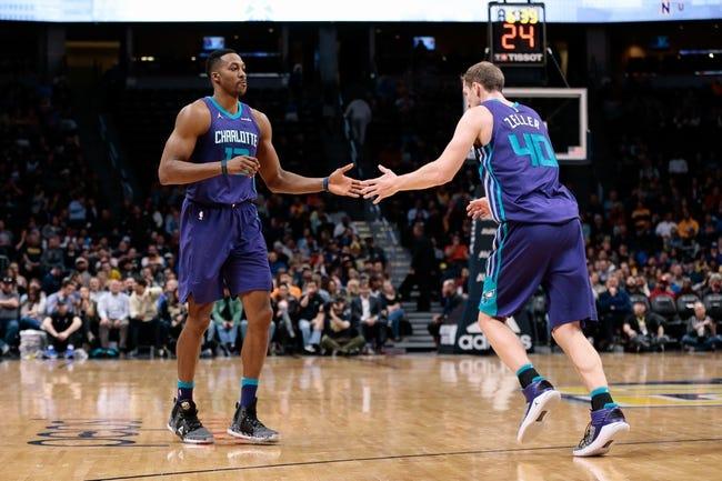 NBA | Denver Nuggets (17-7) at Charlotte Hornets (11-13)