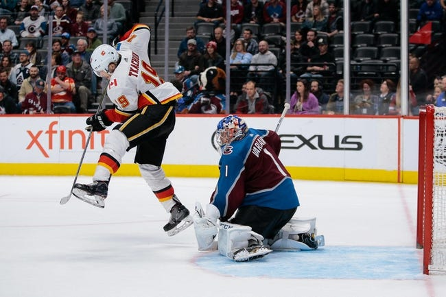 Colorado Avalanche vs. Calgary Flames - 10/13/18 NHL Pick, Odds, and Prediction