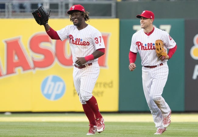 Philadelphia Phillies vs. Miami Marlins - 4/7/18 MLB Pick, Odds, and Prediction