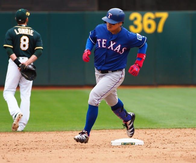 Texas Rangers vs. Oakland Athletics - 4/23/18 MLB Pick, Odds, and Prediction