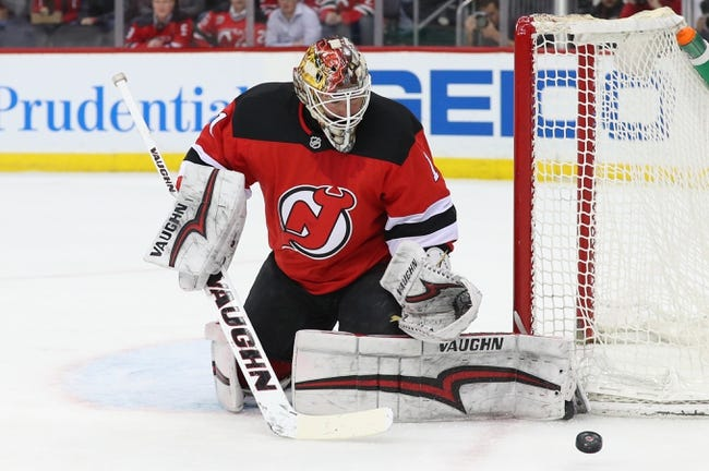 Toronto Maple Leafs vs. New Jersey Devils - 11/9/18 NHL Pick, Odds, and Prediction