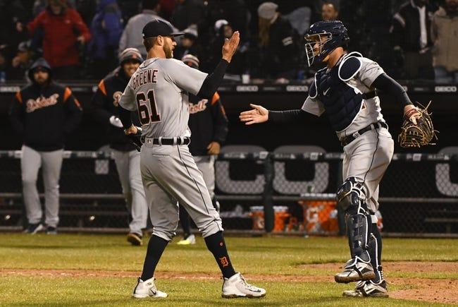 Chicago White Sox vs. Detroit Tigers - 4/7/18 MLB Pick, Odds, and Prediction