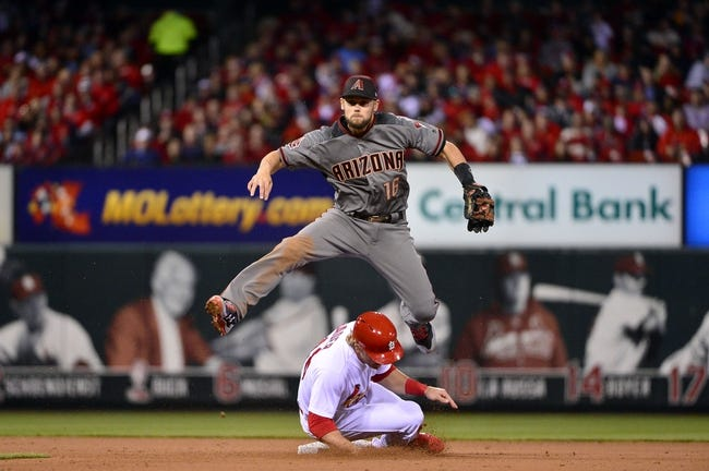 St. Louis Cardinals vs. Arizona Diamondbacks - 4/7/18 MLB Pick, Odds, and Prediction
