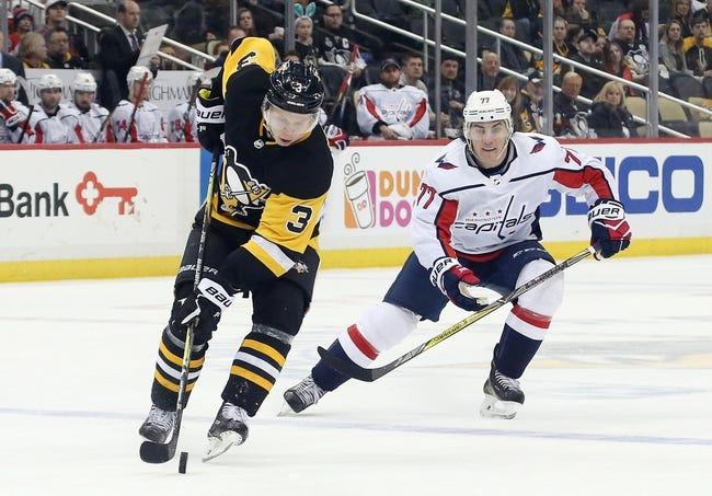 Washington Capitals vs. Pittsburgh Penguins - 4/26/18 NHL Pick, Odds, and Prediction