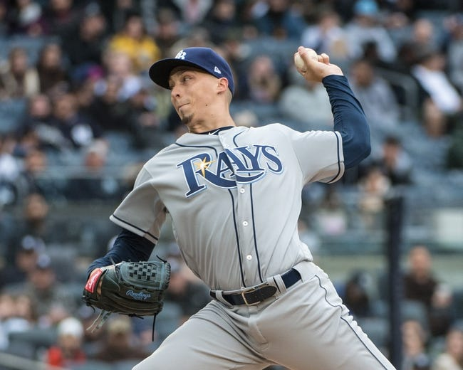 Daily Fantasy Baseball (DFS) - High Cost/Low Cost Options - FanDuel - 4/21/18