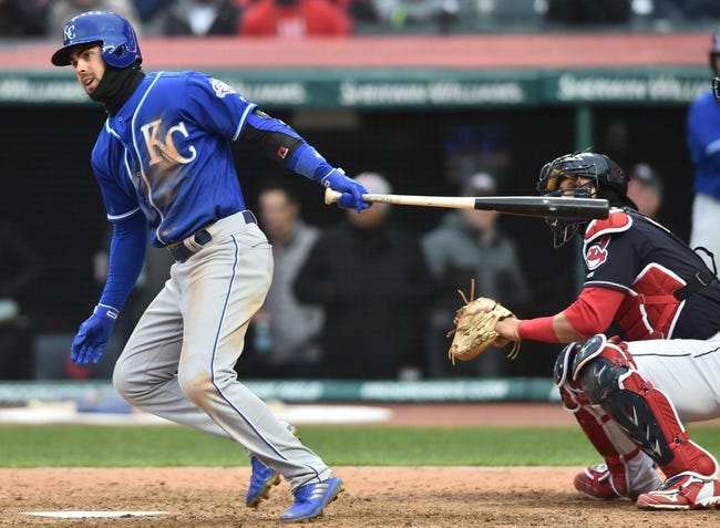Cleveland Indians vs. Kansas City Royals - 4/7/18 MLB Pick, Odds, and Prediction