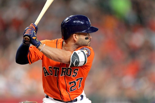 Houston Astros vs. San Diego Padres - 4/7/18 MLB Pick, Odds, and Prediction