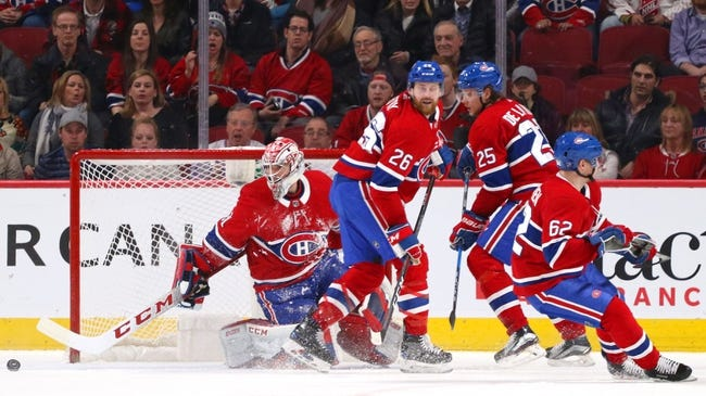 NHL | Winnipeg Jets at Montreal Canadiens