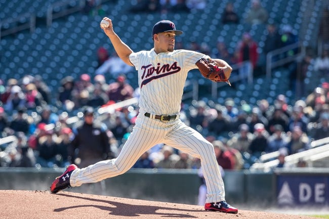 Daily Fantasy Baseball (DFS) Winning Lineup for 4/12/18