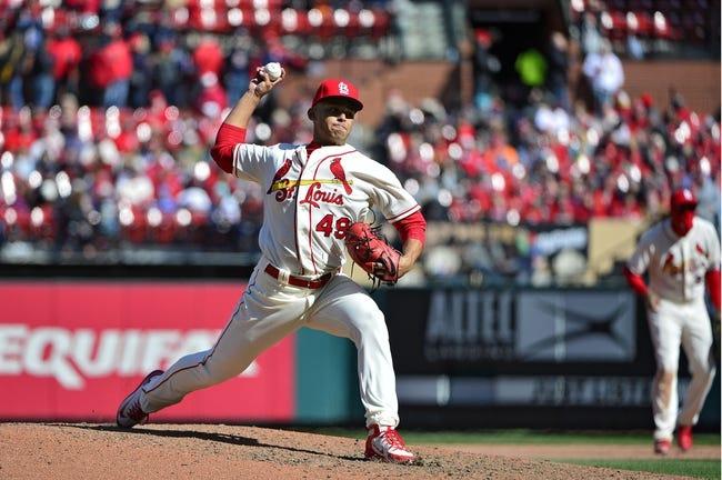 St. Louis Cardinals vs. Arizona Diamondbacks - 4/8/18 MLB Pick, Odds, and Prediction
