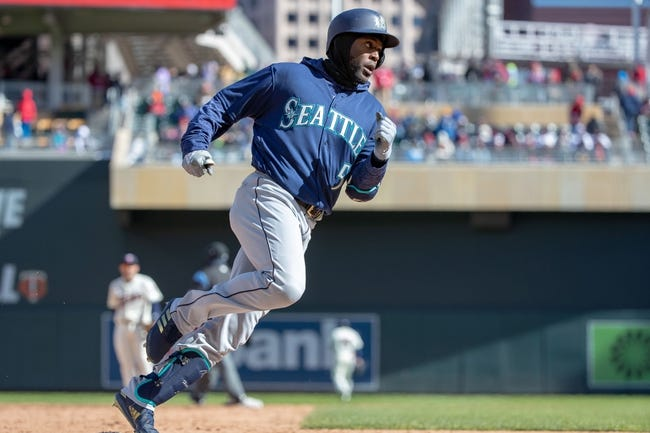 Minnesota Twins vs. Seattle Mariners - 4/8/18 MLB Pick, Odds, and Prediction