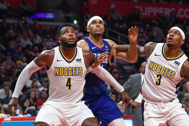 NBA | Denver Nuggets (0-0) at Los Angeles Clippers (0-0)