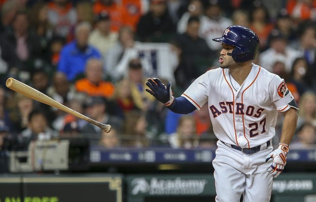 Houston Astros vs. San Diego Padres - 4/8/18 MLB Pick, Odds, and Prediction