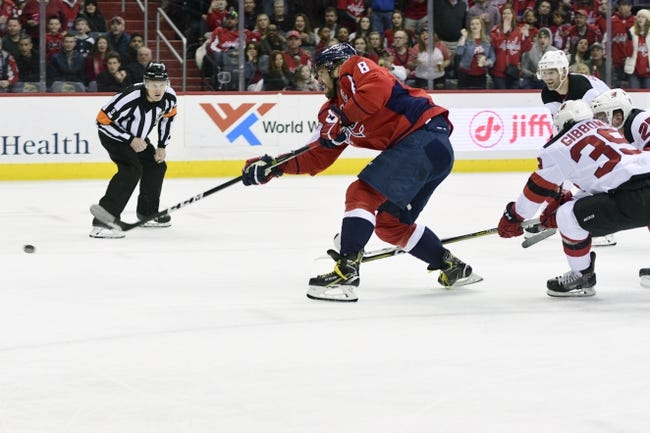 NHL | Washington Capitals (2-0-1) at New Jersey Devils (1-0-0)