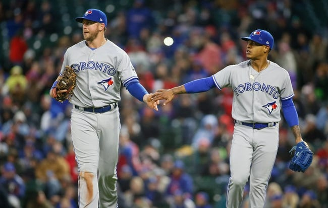 Baltimore Orioles vs. Toronto Blue Jays - 4/9/18 MLB Pick, Odds, and Prediction