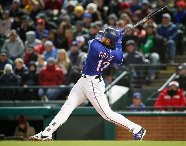 Daily Fantasy Baseball (DFS) - High Cost/Low Cost Options - FanDuel - 4/25/18