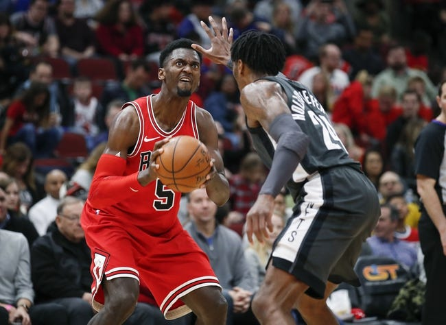NBA | Chicago Bulls (27-53) at Brooklyn Nets (27-53)